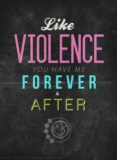 Like violence