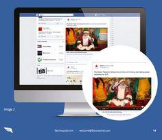 Social media complete breakdown for holiday season
