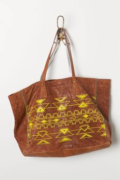 Triadic Tote // Anthropologie