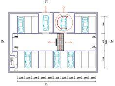 PXD smart car parking system/smart robotic parking system