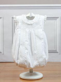 Pelele plumeti blanco entredos triple 2952 Belan - Ropa de bebés - Les bébés