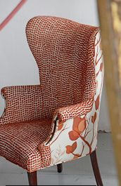 Greensboro Interior Design Window Treatments Custom Chair Reupholstery Reupholster Furniture