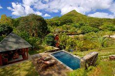Lakaz Chamarel - île Maurice