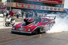 In 2016, the NHRA J&A Service Pro Mod Drag Racing Series will compete at 10 NHRA national events. http://www.powerperformancenews.com/news/headlines/nhra-officials-have-unveiled-the-2016-nhra-ja-service-pro-mod-drag-racing-series-schedule/