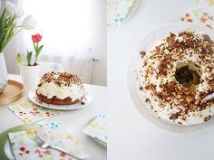 Baking: Rezept für Möhren-Cheesecake-Gugelhupf  | Wunderhaftig
