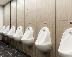 Sunbury Manor #School #Washroom #Project