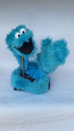 Turquoise GLARF™ to keep you warm!
