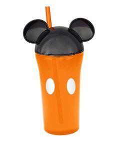 Mickey Mouse 13-Oz. FunSip Tumbler #zulily #zulilyfinds