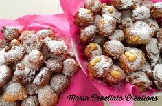 Frittelle Crema e Vaniglia