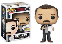 Mr. Clark SDCC exclusive POP - I NEED THIS