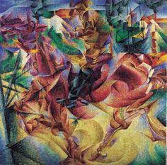 umberto_boccioni_Elasticita_1912