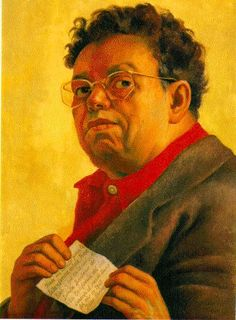 Diego Rivera.... #self #portrait