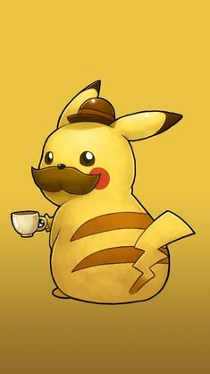 Cute Pikachu iPhone wallpapers @mobile9 | #chibi #kawaii