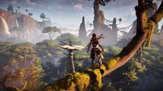 مطور Horizon Zero Dawn: تم تصميم اللعبة لتلائم أنماط لعب التسلل والأكشن