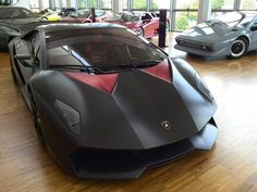 Lamborghini sesto elemento by fry_theonly