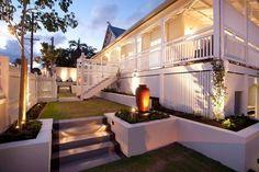 Renovatored Queenslander Australia