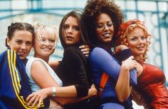 The Spice Girls will always be at the <3 of why street brands are everything