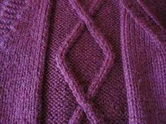 blusa raglan feminina lã trico receita - Pesquisa Google
