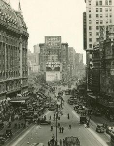 New York City, 1923