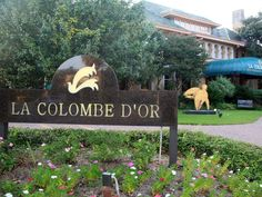 La Colombe d'Or up to 1000 guests