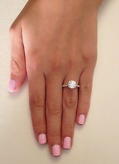 2.56 CT ROUND CUT D SI1 DIAMOND SOLITAIRE ENGAGEMENT RING 14K WHITE GOLD