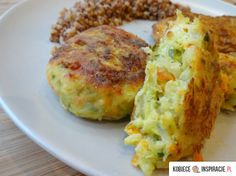 Savory Breakfast Muffin of Champions - Vegetarian Cooking, Vegetarian Recipes, Cooking Recipes, Healthy Recipes, Savory Salads, Savory Breakfast, Vegan Dinners, Good Food, Food And Drink