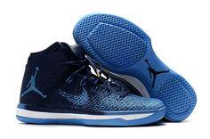 official photos 36f32 b2cee Air-Jordan-XXXI-Royal-Black-Game-Royal-White Nike