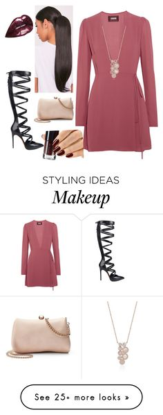 """""""Untitled #988"""" by zeniboo on Polyvore featuring Reformation, Casadei and LC Lauren Conrad"""