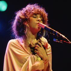 Stevie Nicks | Tusk tour (c) Neal Preston (source crystallineknowledge on tumblr)