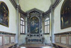 Madonna dell'Orto (Venice) - Chapel Vendramin - Chiesa della Madonna dell'Orto - Wikipedia