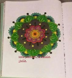 """Livre """"Inspiration zen 50 mandalas antistress""""."""