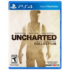 Uncharted: The Nathan Drake Collection brings the first three Uncharted games to the PlayStation 4 on Oct. And with it, access to the Uncharted A Thief's End multiplayer beta. Drake Uncharted, Uncharted Nathan Drake Collection, Uncharted Series, The Division, Xbox One, Tekken 7, Playstation Games, Ps4 Games, Dragon Age Inquisition
