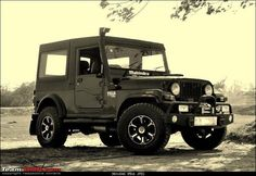 Download Mahindra Thar Photos Wallpapers Gallery
