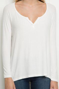 Brandy ♥ Melville   Pandora Top - Clothing
