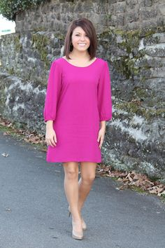 You're So Classic Dress- Juliana's Boutique at shopjulianas.com