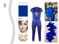 blue jumpsuit - Ranita Sobanska  #rs #moodboard #fashion #ReadyToWear #PolishFashionDesigner #FashionDesigner #designer #sportfashion #ModaPolska #PolscyProjektanci #reflex #blue #jumpsuit