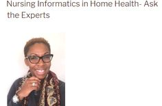 Nursing Informatics? What's that?  Electronic documentation is a key factor in home health and one of the major causes of frustrations and stress for clinicians. It shows the quality of care (or lack thereof) being provided to the clients and plays a role in the amount of Medicare reimbursement received.