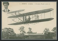 Wright Brothers Biplane I Framed Painting Print