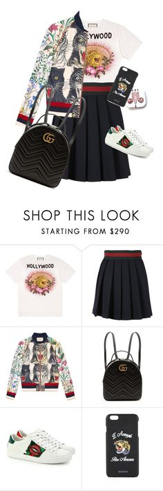 """""""For my Sister who want Gucci"""" by sh1004an on Polyvore featuring Gucci and PhunkeeTree"""