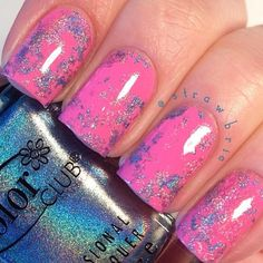 ❤ Holographic accents