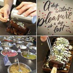 Personalized Magnum ice cream bars!