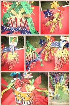Carnival party decor