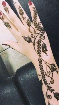 Arabic Henna Designs, Unique Mehndi Designs, Beautiful Mehndi Design, Latest Mehndi Designs, Bridal Mehndi Designs, Henna Tattoo Designs, Khafif Mehndi Design, Mehndi Style, Mehndi Design Pictures