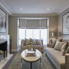 Loved working on this Chelsea townhouse- the narrow proportions of the living room meant space planning and bespoke furniture design to maximise the sense of space as well as storage and seating was key.