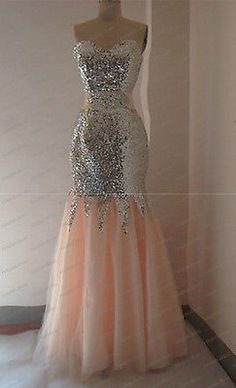 Adroit Sexy Sparky Gold Sequin Evening Gowns Formal Mermaid Prom Dresses Long Party 2017 Backless Vestidos De Festa Special Occasion Without Return Weddings & Events