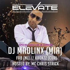 Tomorrow night #Curacao #WeWorkin #Club Elevate #HipHop #RnB #Trap #Models #Bottles #Miami #SouthBeach #Style #ClubLife #Party #DJLife