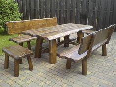 Masivní sestava Hrádek Picnic Table, Outdoor Furniture, Outdoor Decor, Home Decor, Decoration Home, Room Decor, Home Interior Design, Picnic Tables, Backyard Furniture