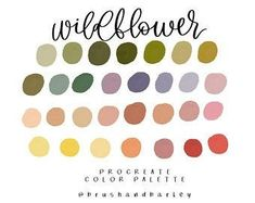 Graphic design and Affirmations by BrushAndBarley Colour Pallette, Color Palate, Colour Schemes, Color Patterns, Earth Colour Palette, Hygge, Beautiful Color Combinations, Color Studies, Branding