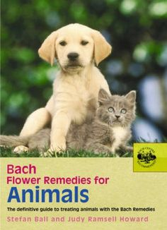 A guide to using the Bach Flower Remedies as an alternative treatment for pets and other animals. It provides guidance on using the remedies and on reading animal behaviour, drawing on insights from professional animal behaviourists. It contains information on treating animals in the home, horses, and animals on the farm or in the wild.