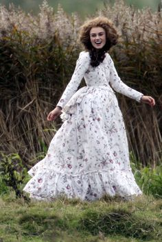 from The Duchess, worn by Kiera Knightley as Georgiana, Duchess of Devonshire